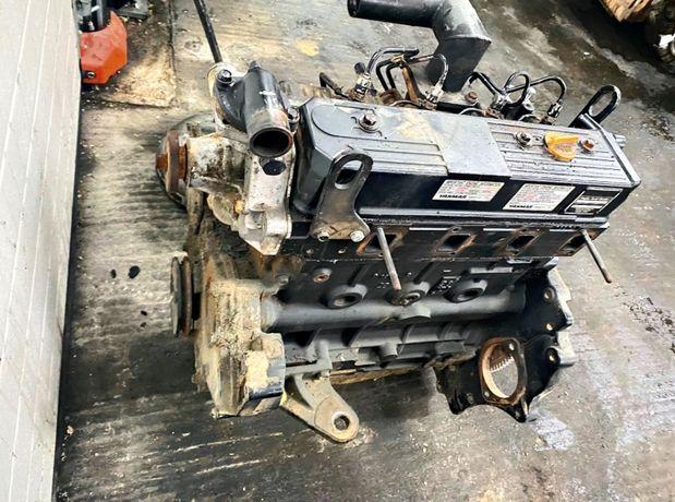 silnik YANMAR 4 cylindrowy diesel 4TNE98 45kW 60KM wózek widłowy