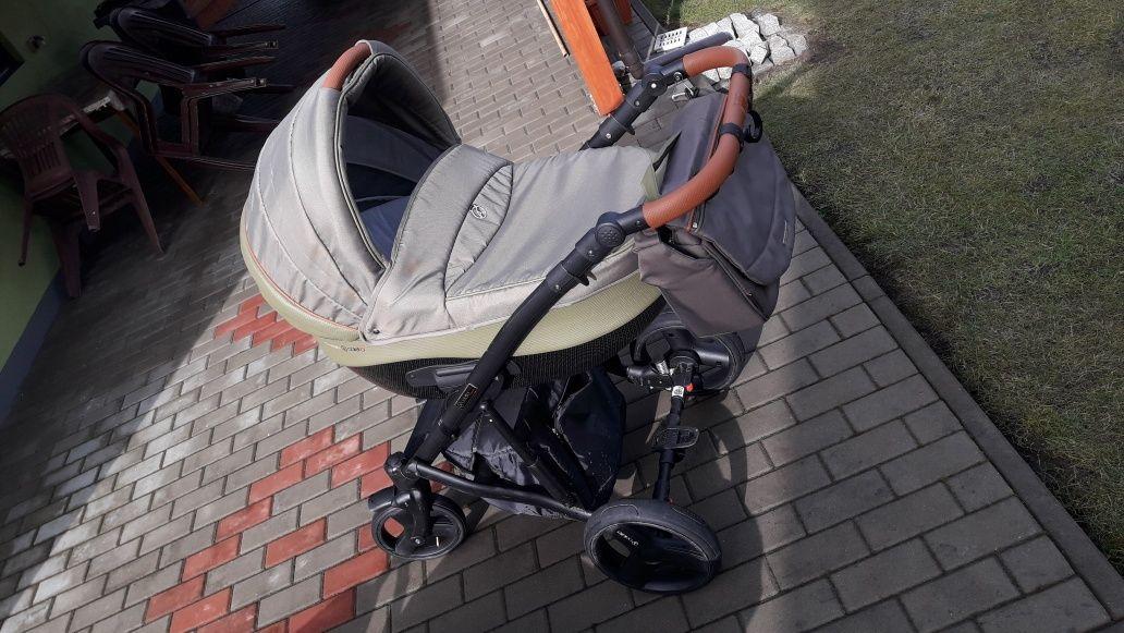 Wózek Coletto Florino 4w1 z bazą isofix.