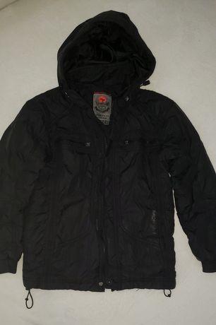 Дуже стильна демісезонна тепла куртка на хлопчика 8-12 років, недорого