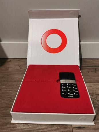 Telefon dla seniora emporia elegancję - uszkodzony
