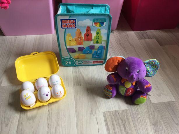 Sprzedam zabawki dla dziecka.