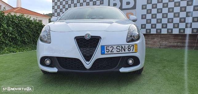 Alfa Romeo Giulietta 2.0 D