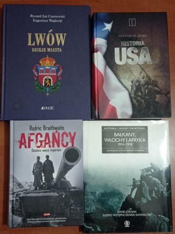 Lwów dzieje miasta Historia USA Jones Bałkany Włochy i Afryka Afgańcy