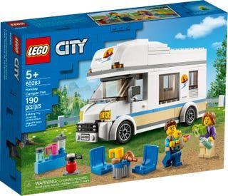 Lego 60283 City - Caravana de Férias - NOVO