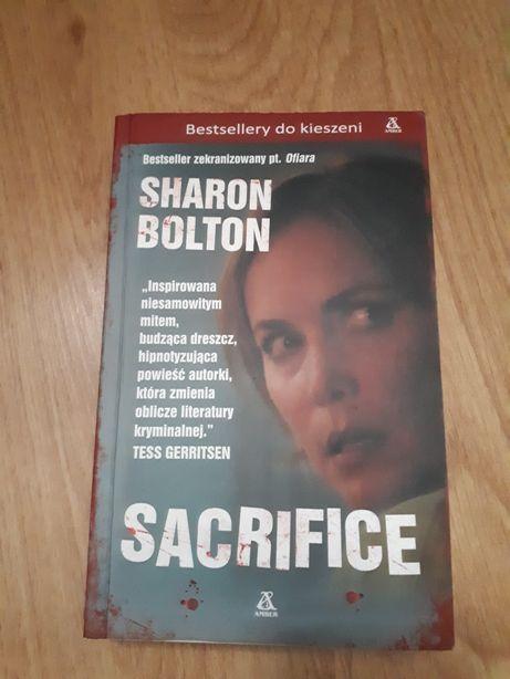"Sharon Bolton ""Sacrifise"""