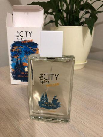 Парфюмированная вода The City Spirit Alluring Barcelona женская 100мл