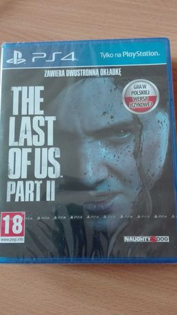 Gra na konsole PS4 w Last of Us Part 2