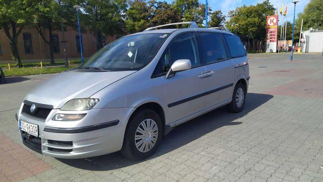 Sprzedam Fiat Ulysse 2.2 JTD - stan bardzo dobry !!!