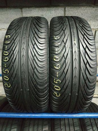 Літні шини 205/60 R15 (91H) GENERAL