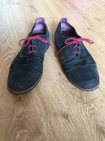 buty skórzane lasocki roz 42