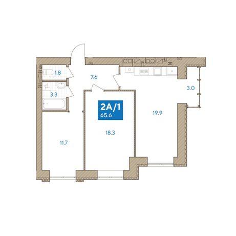 Продам 2к квартиру в Ирпене, можно переделать в 3к. Клубный дом!