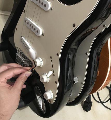 barra tremolo arm guitarra electrica stratocaster NOVA