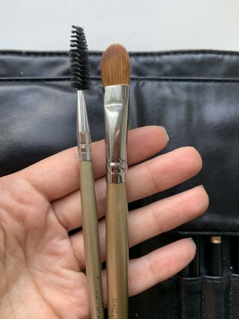 Кисти для макияжа, средство для снятие макияжа Make up for life