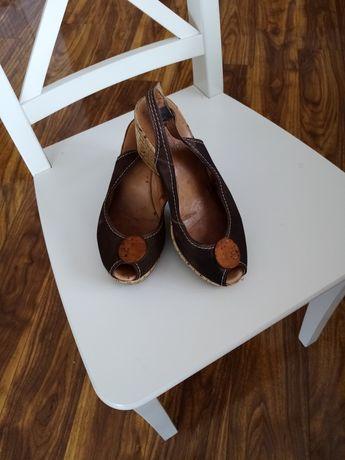 Koturny, sandały Ryłko