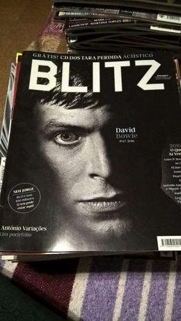 Blitz - Capa David Bowie (Portes incluídos)