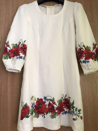 Вишите плаття платье вишиванка