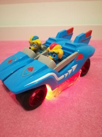 Psi Patrol pojazd 2w1 Twins motocykle jak nowy