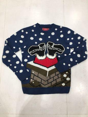 Sweter świąteczny sweterek