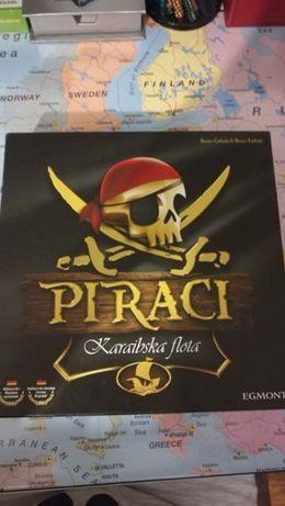 Sprzedam grę planszową Piraci Karaibska Flota