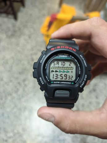 Casio g shock dw 6600 ELECTRO LUMINESCENCE