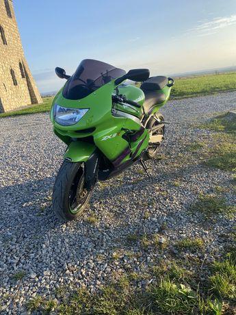 Kawasaki zx9r A2 25kW