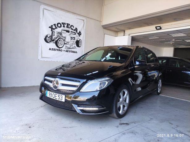 Mercedes-Benz B 200 CDi BlueEfficiency Aut.