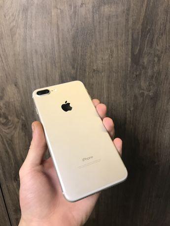 Идеал!!! Apple iPhone 7 Plus 32/128GB Silver Гарантия/Оригинал/Подарок
