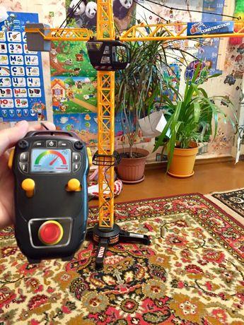 Детский Строительный кран, 100 см, с пультом