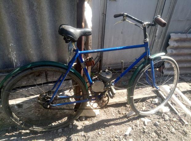 Продам мото-вело 10000 р
