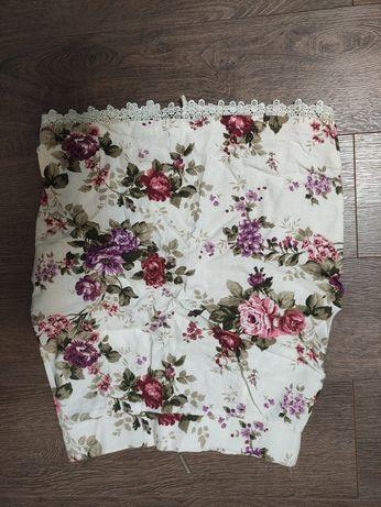 Очень красивая летняя юбка, размер М