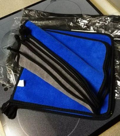 Микрофибра полотенце 30×30 тряпка  для авто