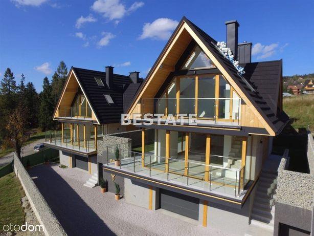 Nowe gotowe domy z widokiem