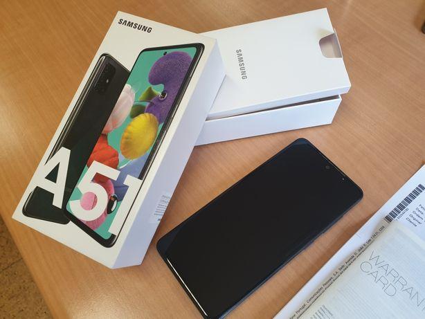 Samsung A51 SM-A515F DSN Prism Crush Black 128gb CNovo Garantia