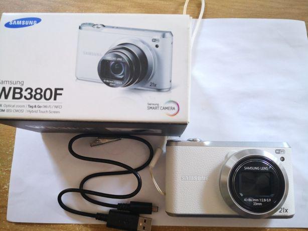 Aparat fotograficzny Samsung WB380F