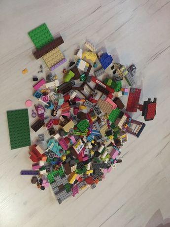 Duży zestaw klocków lego