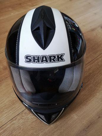 Sprzedam kask szczękowy firmy Shark RSI rozmiar S