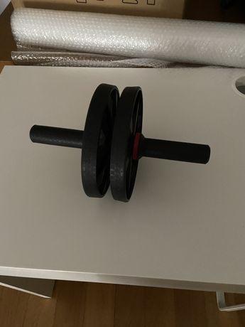 Roda abdominal para fitness excelente estado como nova!