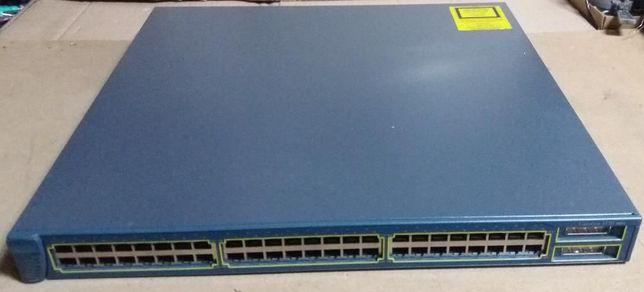 Cisco switch 3550 48 portów