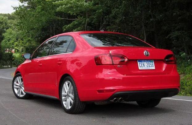 Крышка багажника Volkswagen Jetta 2012 2013 2014 2015 2016 2017
