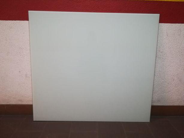 Vidro branco 85 cm x 94 cm