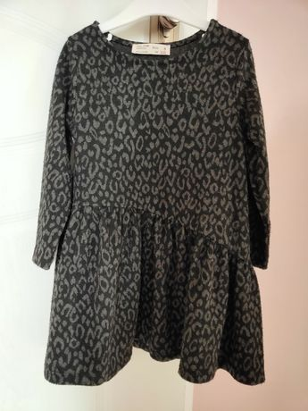 Sukienka Zara 110 104 super stan