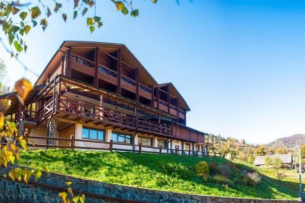 Hotel na sprzedaż Karpaty