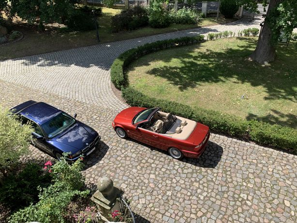 Auto do Ślubu Klasyczne BMW