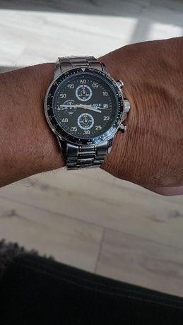 Piękny zegarek LIGE quartz