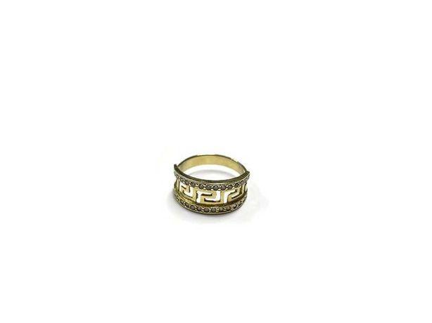 Wyrób jubilerski używany – złoty pierścionek 585/r20
