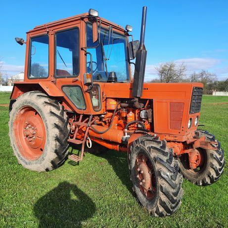 Трактор мтз 82  беларус експортний