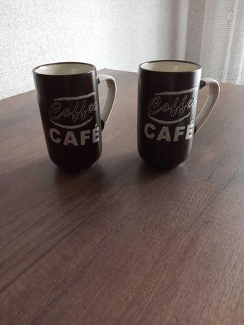 Стильные высокие чашки