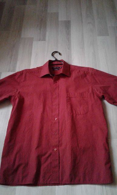 Męska koszula roz 41 L/XL 170/176 CITI LINE koszula z krótkim rękawem
