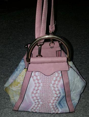 Новая,стильная,шикарная,принтованая сумочка