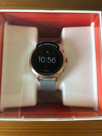 Smartwatch Fossil Q Venture FTW 6016 HR Gen 4